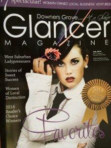 Glancer Magazine