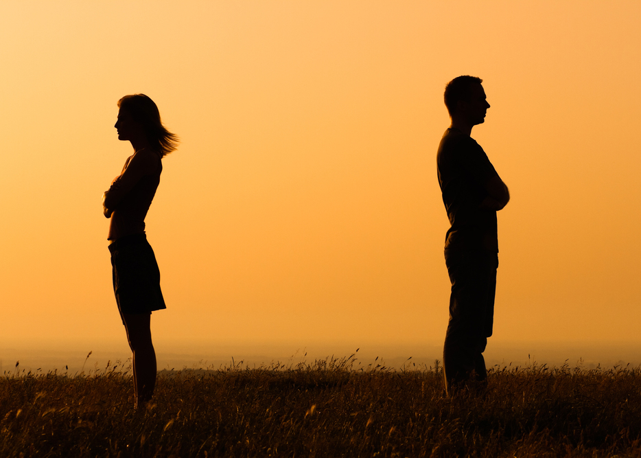 Are you certain that divorce is in your future?